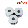 Sintered NdFeB Permanent Magnets with Ring Shape for medical equipment