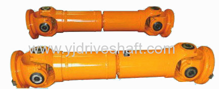 China Heavy dutyDrive shaft expert used for Industry Machine with Spicer DANA code