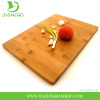 Natural Bamboo Cheese Board With Knife