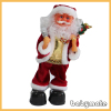 standing musical and gift Santa Claus