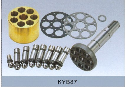 KYB87 HYDRAULIC SPARE PARTS