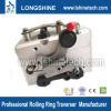 Rolling ring linear motion linear mechanical actuator