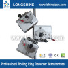 Polished shaft rolling ring drive linear positioners