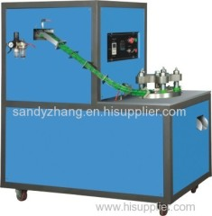 Plastic Water Bottle Lid Cutting Machine