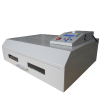 Infrared and hot air reflow solder oven