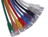 Patch Cord UTP CAT5E/CAT6 Solid/Stranded 23/24AWG