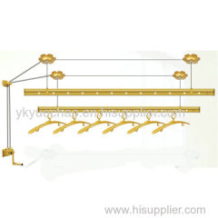 Hand Operated Lifting Clothes Dryer Drier Rack