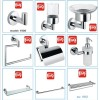 stainless steel bathroom accessories series 1900