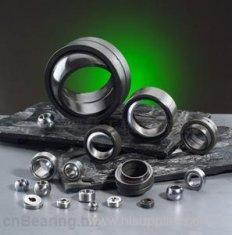 Axial Load Ball Joint Bearings GE140ES, GE180ES2RS of Single Slit Outer Oil Lubrication