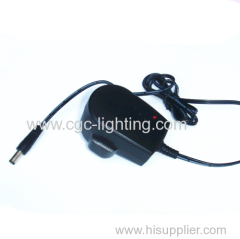 2.8V/400mA 3 outlets charger