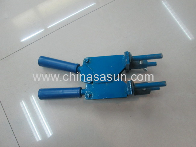 Exothermic Welding Accessories the mould clip