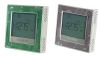 LCD touch type wired heating room thermostats