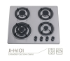 4 burner stainless steel/tempered glass , 4 burner gas stove/ gas cooktop/gas hob for home use