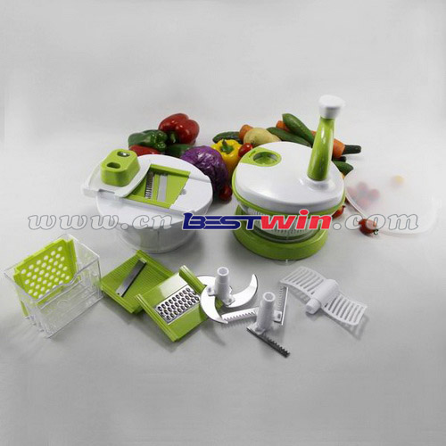 Vegetable Slicer / Kitchen Slicer / Nicer Dicer Plus