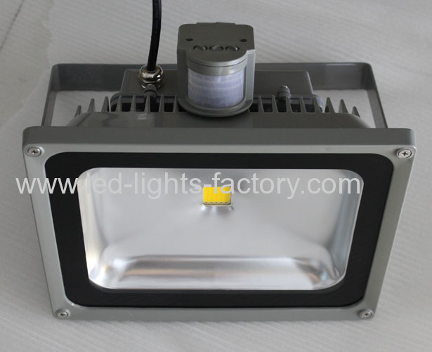 20W Motion Sensor led floodlight