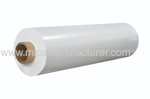 muscovite mica paper or uncalcined muscovite mica paper as the raw material of the mica sheet and tape