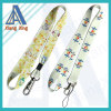 Custom sublimation polyester lanyard