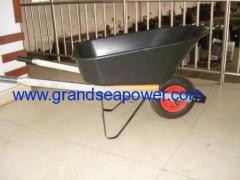 WB7801 Wheel Barrow /Wheelbarrow hand truck trolley,garden tool cart,platform hand trolley