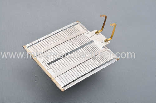 mica heating element with heating wire used for toaster