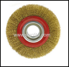 Twist Wire Circular Brush .