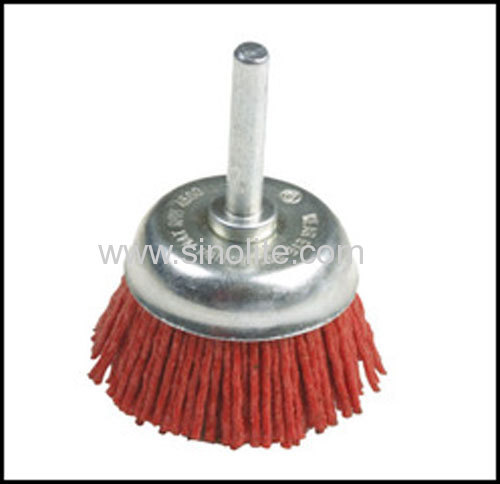 Twist Wire Nylon Brush..
