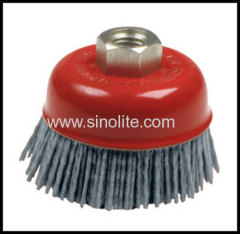 Crimped Wire Nylon Brush