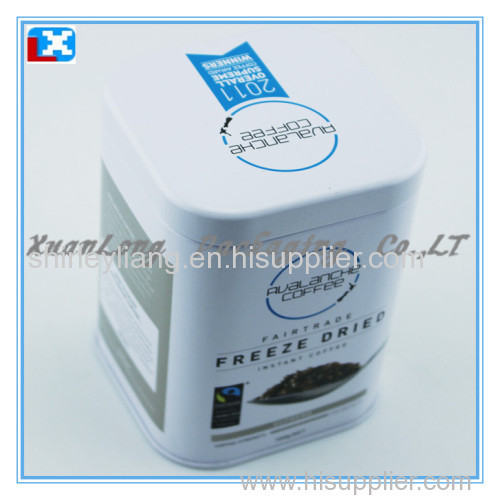 Wholesale tea tin cans