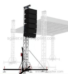 Stage truss Lighting truss line array truss speaker truss