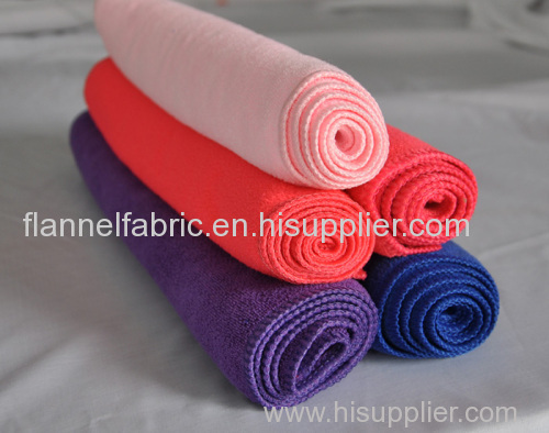 China towel exporter Microfiber cleaning towel