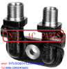 "TM Style Zexel A/C compressor Fitting Adapter Vertical outputs Tube manifold fitting 3/4""x7/8"" Fitting Adapter CONNECTOR"