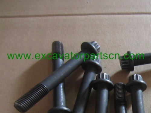 ISUZU 4LE1 Cylinder Head Bolt 8970369591