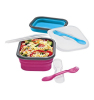 High quality Collapsible Silicone Lunch Box