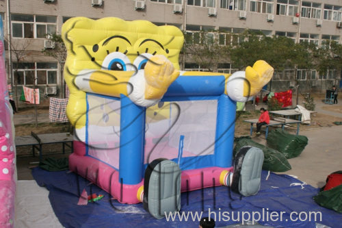 2014 new design children playground inflatable for kids