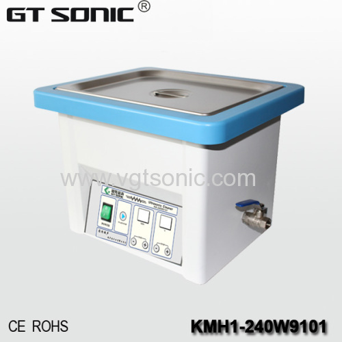 10L ultrasonic lab instrument cleaning machine