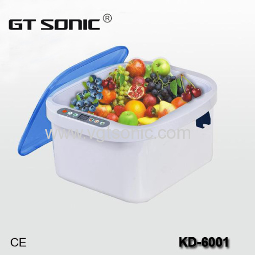 KD-6001 Ultrasonic and Ozone Vegetable & Fruit Sterilizer