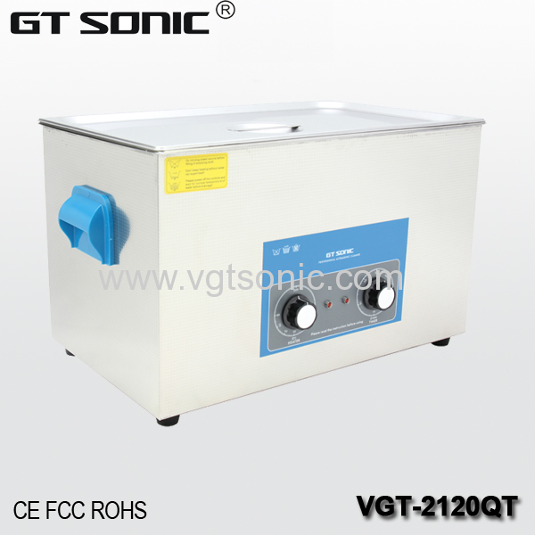 Jewelry and metal parts ultrasonic cleaner