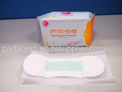 Anion Sanitary napkin gift box and OEM service from processing