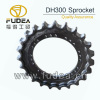 Daewoo DH300 drive sprocket for excavator