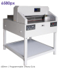 650mm Programmable Paper Cutter Cutting Machine