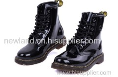 2013 cow split genuine leather half boots for women