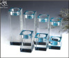 hot seller top grade crystal candle holder tea candle holder DV-S01