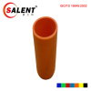"SALENT High temperature 4-Ply Reinforced 5"" (127mm) Straight Silicone Hose Coupler Red / Black / Blue (4"" Length)"