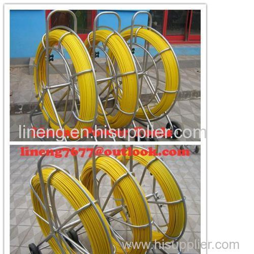 Powered Duct Rod Pusher,Cable snakes tape ,Fiberglass Wire Pusher