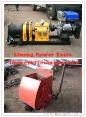 Cable Winch ,Powered Winches,Cable Winch,ENGINE WINCH Cable Drum Winch,Cable pulling winch