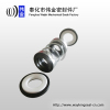 double face mechanical shaft seal for submersible pump