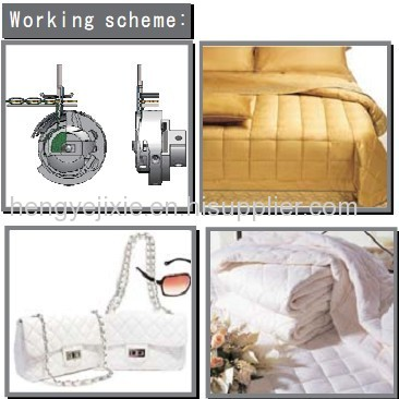 Bedding Quilting embroidery machine
