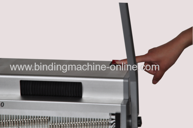 Heavy Duty Electric Spiral Coil Binding Machine