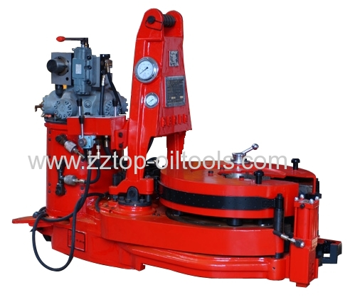 Drill pipe power tong ZQ203/100 handling tools