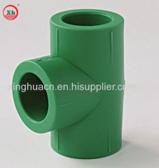 Specialized on providing solutions to in-house water system PPR fittings tee