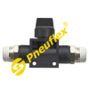 HVSS Thread - Thread Straight Hand (Shut-off) Valve